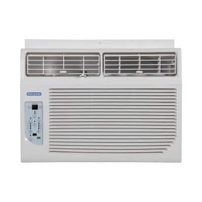 12,000 BTU, 115-Volt Window Air Conditioner, with Remote Control in White