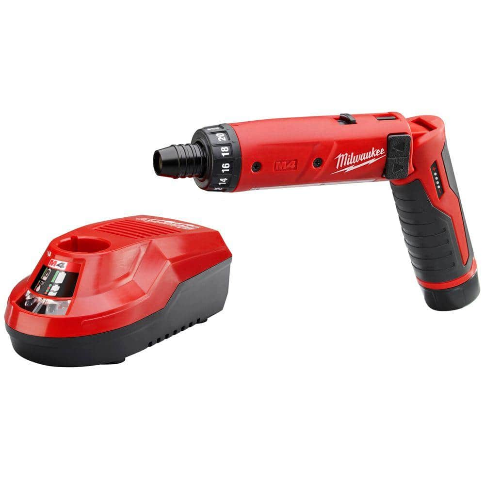 Electric Mini Lithium Rechargeable Cordless Screwdriver Drill Kit Power Tool O