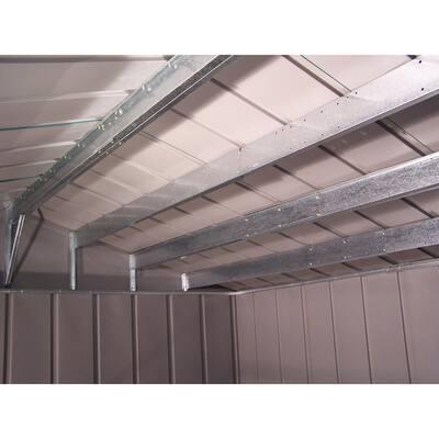 10 ft. x 12 ft. Galvanized Steel Roof Strengthening Kit for Sheds