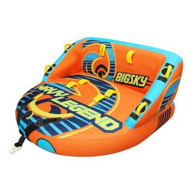 Thunder Towable Tube for 1-Person to 3-People