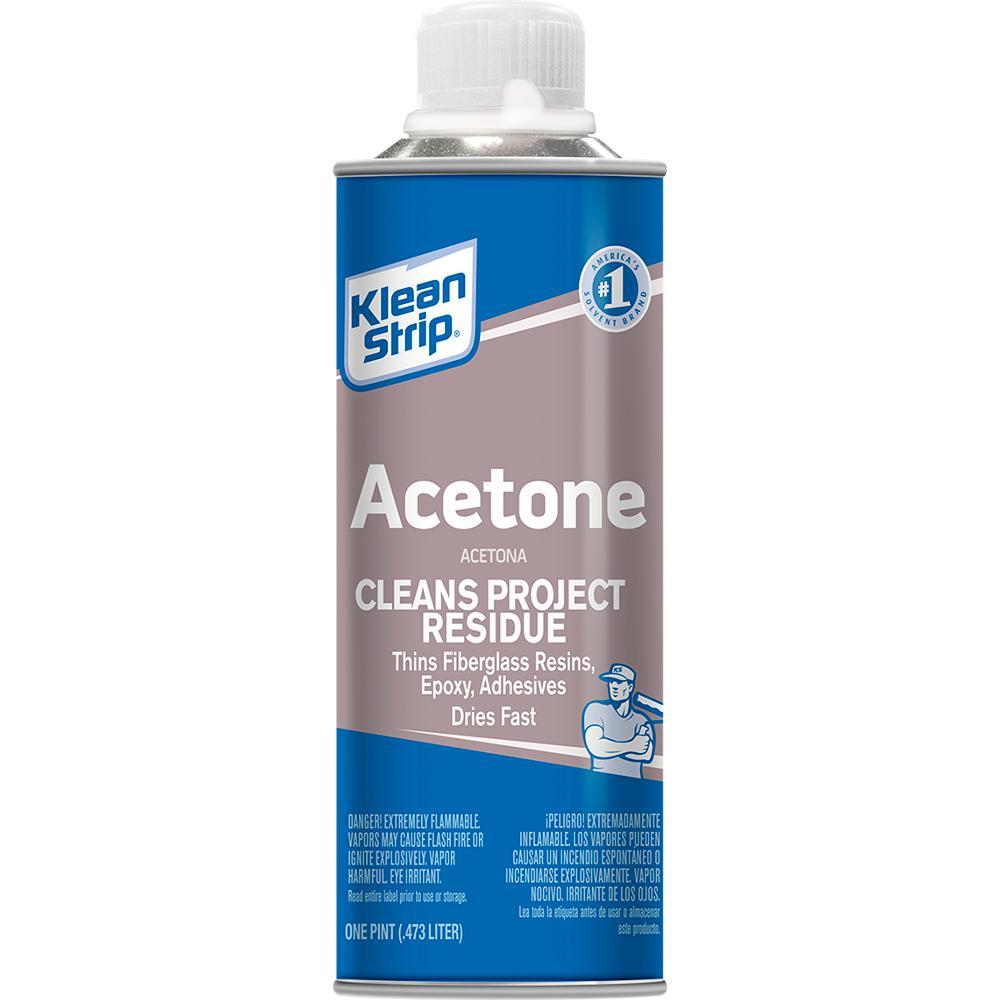 16 oz. Acetone