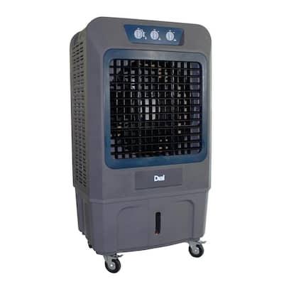11000 CFM 3-Speed Portable Evaporative Cooler for 3000 sq. ft.