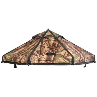 Dark Forest Polyester Canopy for 3 ft. Pet Gazebo