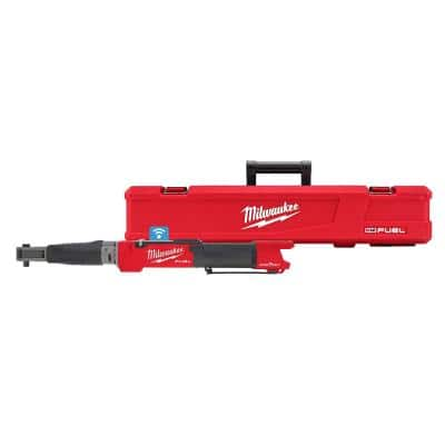 M12 FUEL ONE-KEY 12-Volt Lithium-Ion Brushless Cordless 3/8 in. Digital Torque Wrench (Tool-Only)
