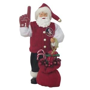 12 in. Florida State #1 Santa