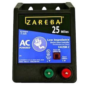 25 Mile AC Low Impedance Energizer