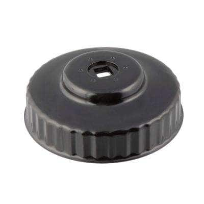 Steelman Oil Filter Cap Wrench 14 Flute x 74mm Housing Removal Tool 06139