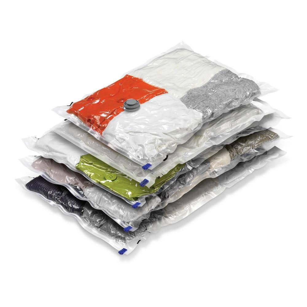 Diy Vacuum Seal Bags For Clothes