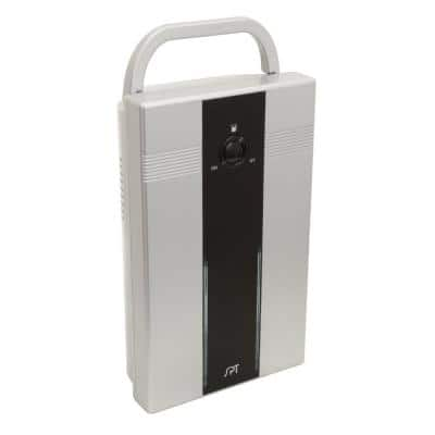 0.74-Pint Mini Dehumidifier with UV Light TiO2 and Thermo-Electric Technology