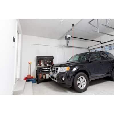 Garage Parking Aids Door, Garage Stop Light Home Depot