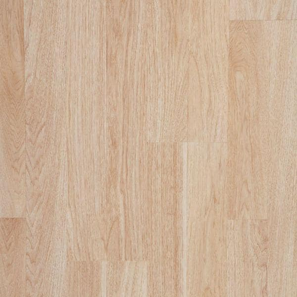 Trafficmaster Natural Hickory 7 Mm, 7mm Laminate Flooring Home Depot