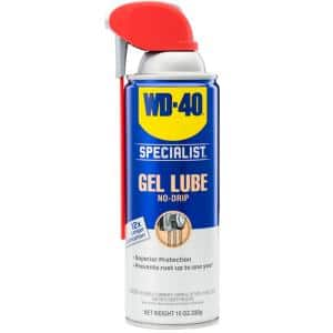 10 oz. Gel Lube, No-Drip Formula with Smart Straw Spray