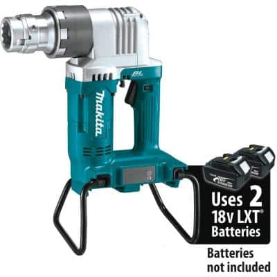 18-Volt X2 LXT Lithium-Ion 36-Volt Brushless Cordless Shear Wrench, Tool-Only