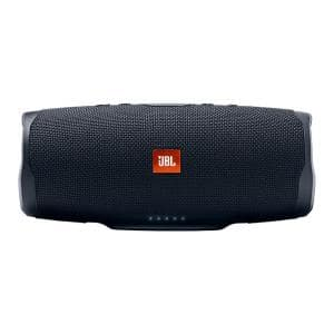 Black Portable Bluetooth Speaker