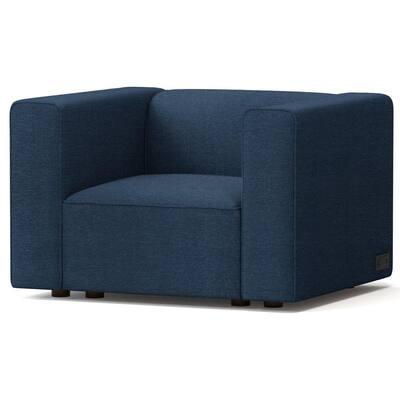 Node Indigo Chair