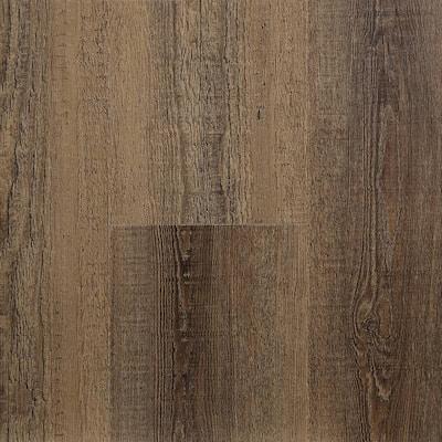 Tawny Pine 7.20 in. Width x 60 in. Length Floating Vinyl Plank Flooring (18.01 sq. ft./case)