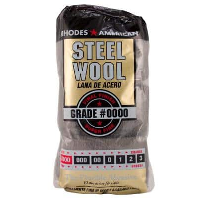 Super Fine Grit Steel Wool (12-Pad)