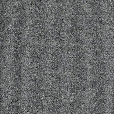 Soma Lake - Color Graphite Indoor/Outdoor Berber Gray Carpet