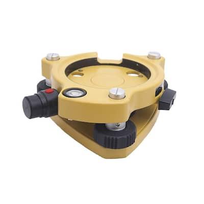 Yellow Tribrach with Laser Plummet