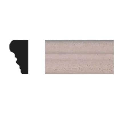 1/4 in. x 13/32 in. x 4 ft. Basswood Wood Panel Moulding