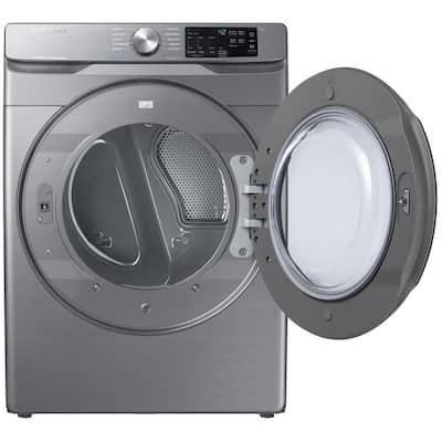 7.5 cu. ft. Platinum Gas Dryer with Steam