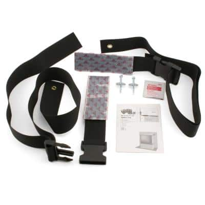 Big Screen and Appliance Safety Strap (2-Pack)