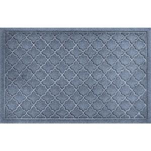 Aqua Shield Cordova Bluestone 2 ft. x 3 ft. Doormat