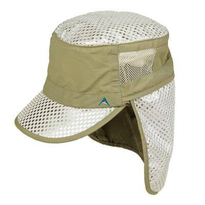 Khaki Desert Hat