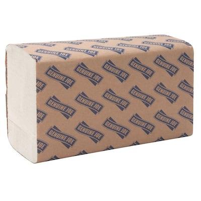 9.5 in. x 9.1 in. Multi-Fold Paper Towels (250 Sheets per Pack)
