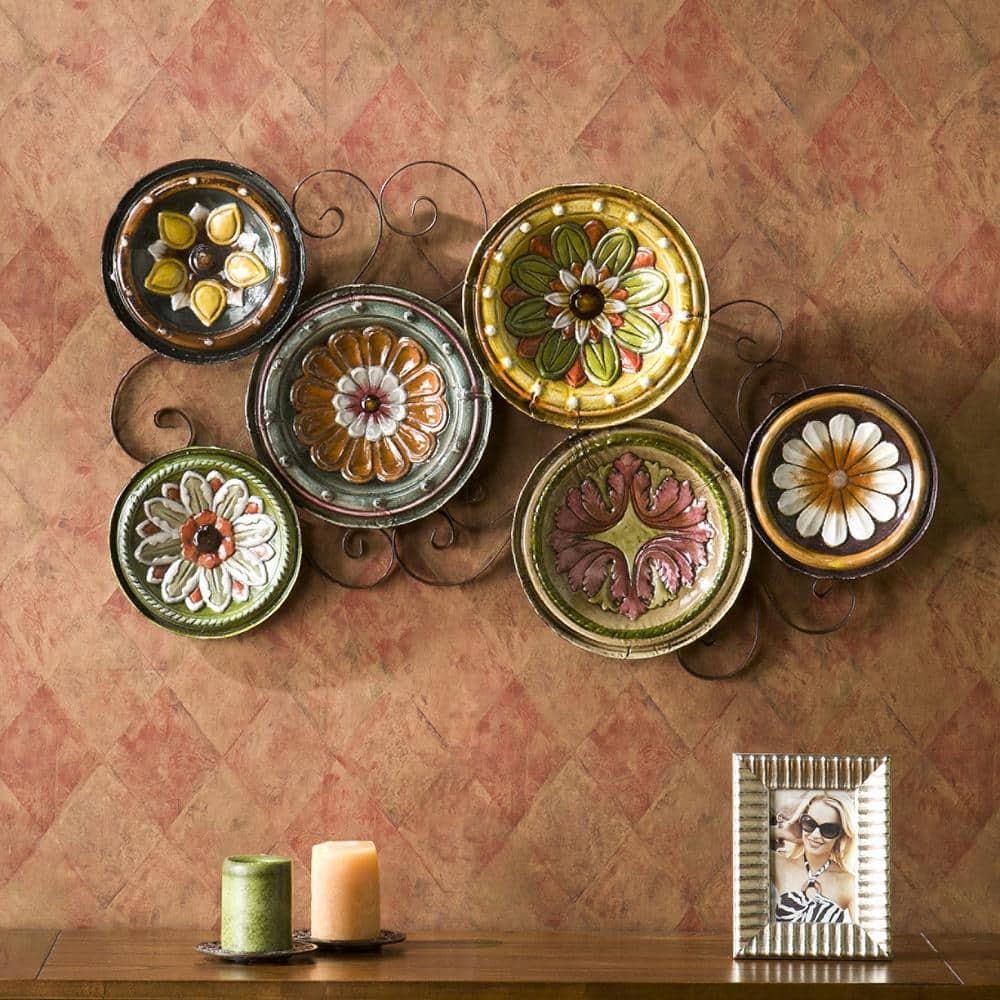 Ceramic PlatesWall Arts Wall Decor Decorative Plate Large Ceramic Plate