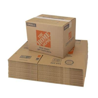 Small Moving Box 25-Pack (16 in. L x 12 in. W x 12 in. D)