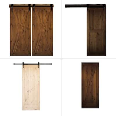 Sliding Barn Door Collection