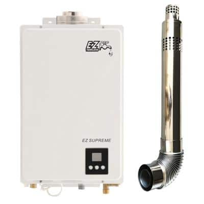 Supreme on Demand 8.2 GPM 165,000 BTU Natural Gas Tankless Water Heater