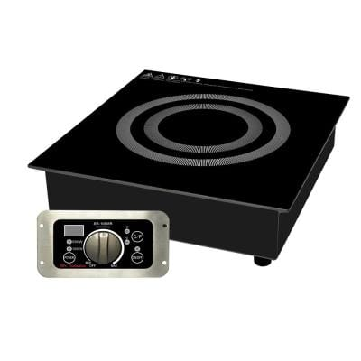 Built-In Induction Food Warmer (Hold Only)