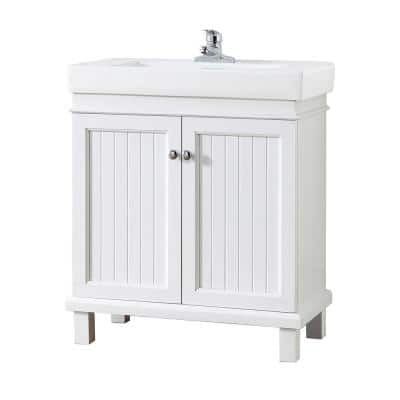 Less Than 16 Bathroom Vanities Bath The Home Depot