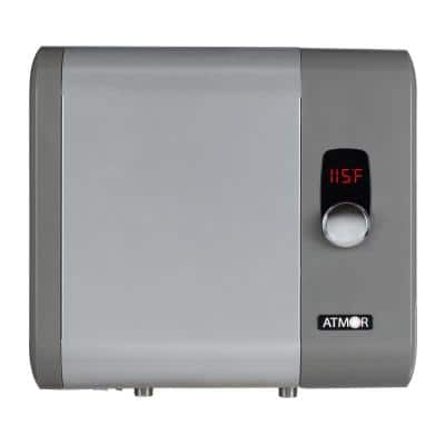 18kW 3.73 GPM Residential Electric Tankless Water Heater Ideal for 1 Bedroom Home or Up to 3 Simultaneous Applications