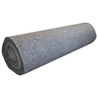 MP Global Products 7/16 in. Thick 8 lb. Density Carpet Pad