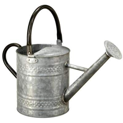 16 in. Garden Accents Antique Watering Can