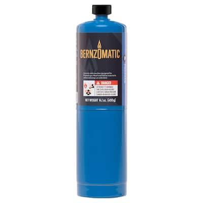 14.1 oz. Propane Gas Cylinder