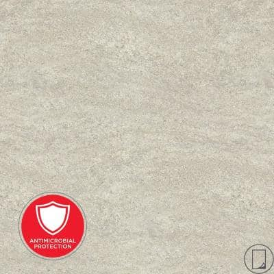 4 ft. x 8 ft. Laminate Sheet in RE-COVER Bainbrook Grey with HD Glaze Finish