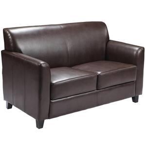 Flash Furniture Hercules Diplomat 52 in. 2-Seater Loveseat Deals