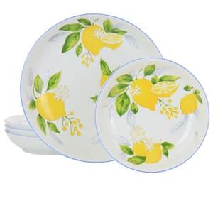 16 fl. oz. Medona Round Fine Ceramic Pasta Bowl (Set of 5)