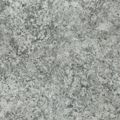5 ft. x 12 ft. Laminate Sheet in Geriba Gray with Premiumfx Etchings Finish