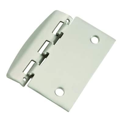 Satin Nickel Flip Door Lock