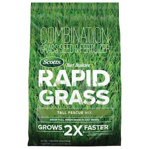 Turf Builder Rapid Grass 16 lb. Tall Fescue Grass Seed