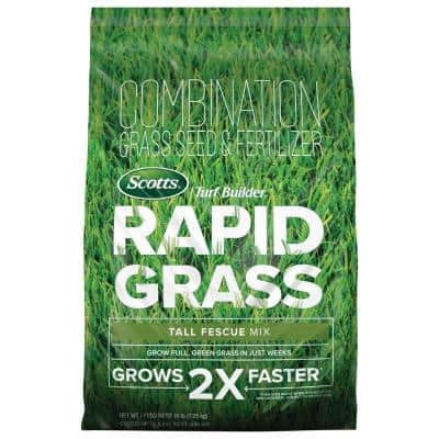 Turf Builder Rapid Grass 16 lb. Tall Fescue Grass Seed