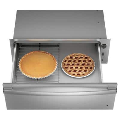 Profile 30 in. Warming Drawer in Stainless Steel
