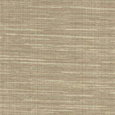 Bay Ridge Chestnut Faux Grasscloth Chestnut Wallpaper Sample