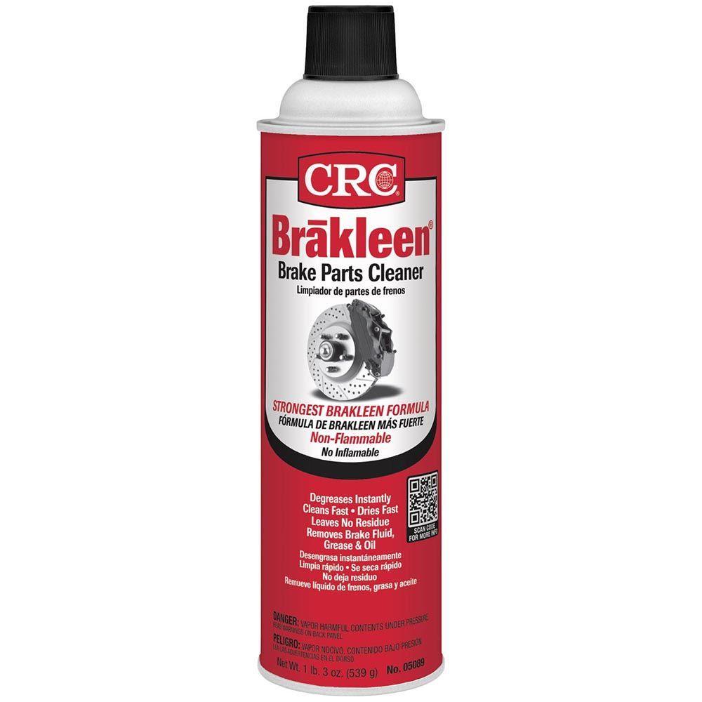 19 oz. Brake Parts Cleaner Brakleen