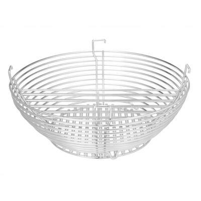Stainless Steel Big Joe Charcoal Basket